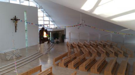 Addobbo Chiesa inizio anno Catechistico