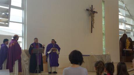 Testimonianza dell'arcivescovo siro-cattolico di Mosul S. E. Mons. Yohanna Petros Mouche e del suo segretario don Majeed