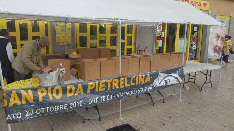 Raccolta di Solidarietà della nostra parrocchia in collaborazione con il Banco Alimentare Roma