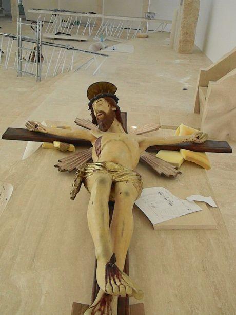 gesu in croce