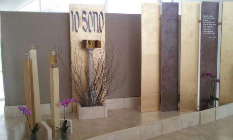 Altare della reposizione 2013